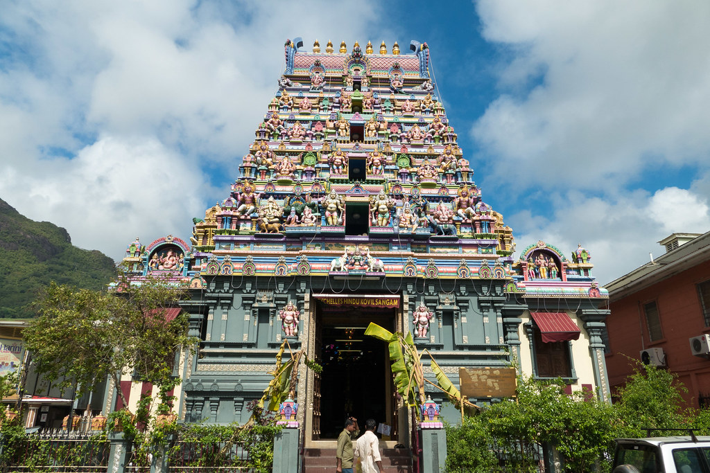 Sri Navasakthi Vinyagar Temple