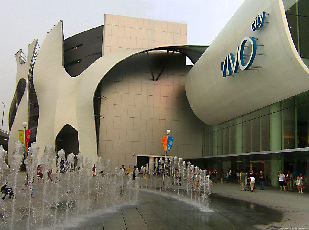 The grand vivo city mall
