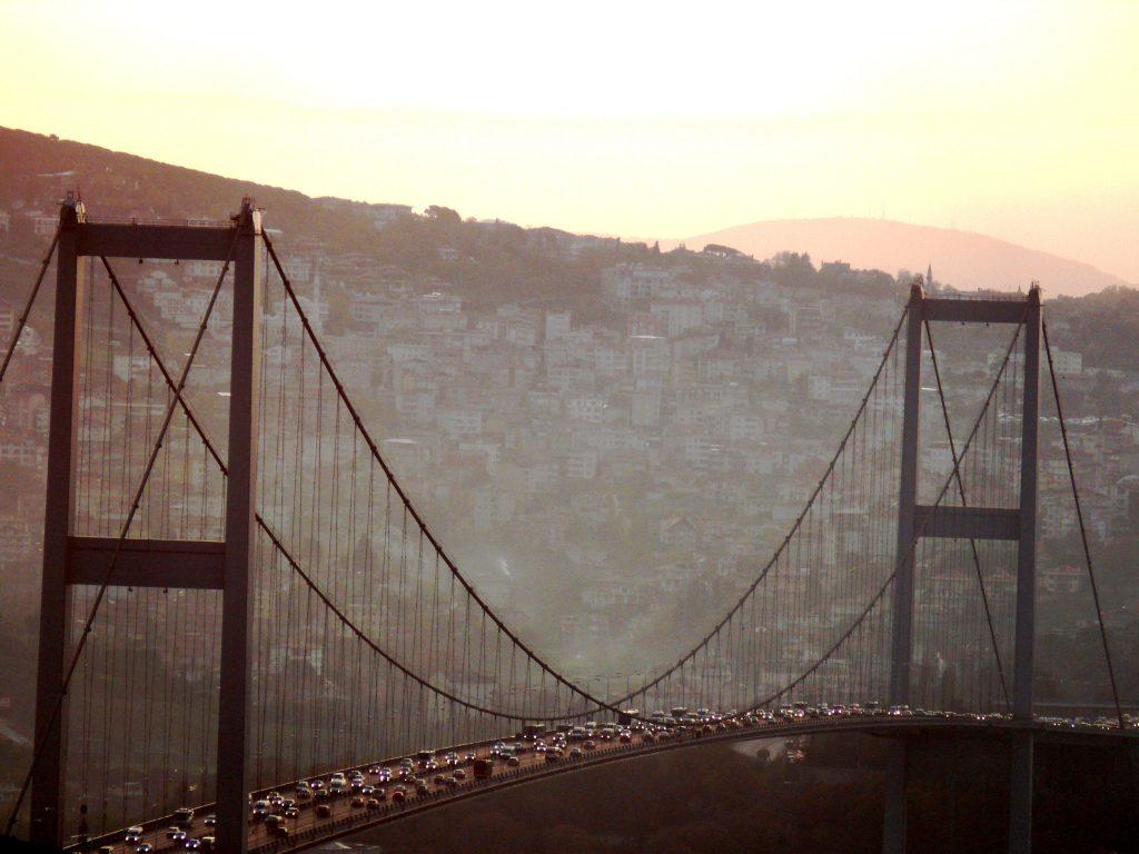 Bridges in Turkey
