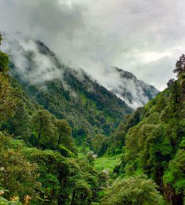 best monsoon treks in india