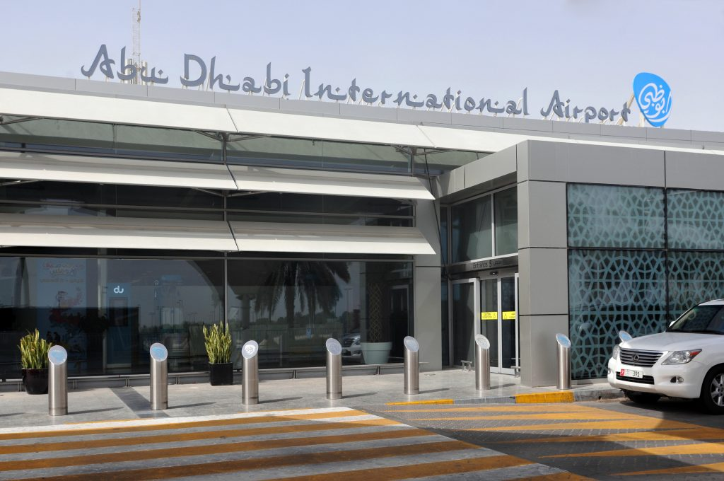 Dhabi International airport