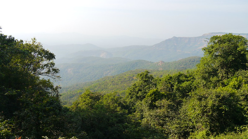 view from Amboli Ghat