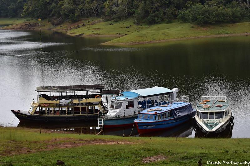 Thekkady Boating
