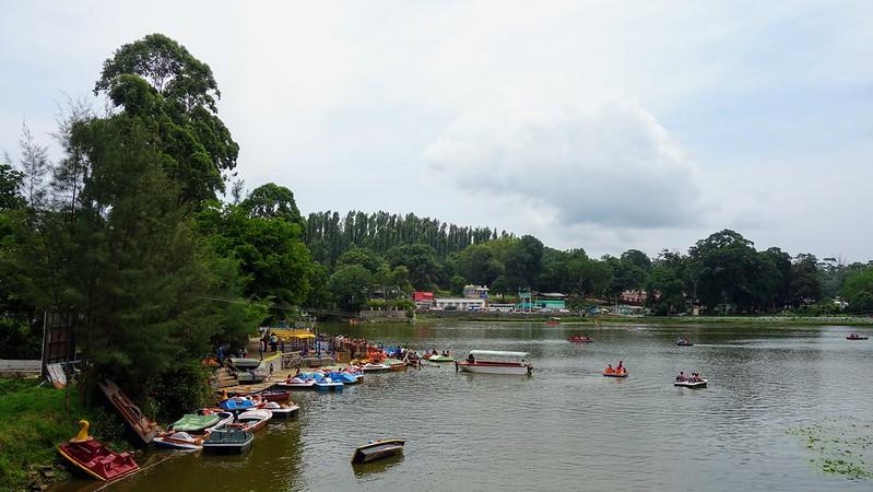 Big lake , Yercaud, Tamilnadu