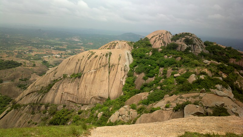 View from Savandurga!: getaways from bangalore