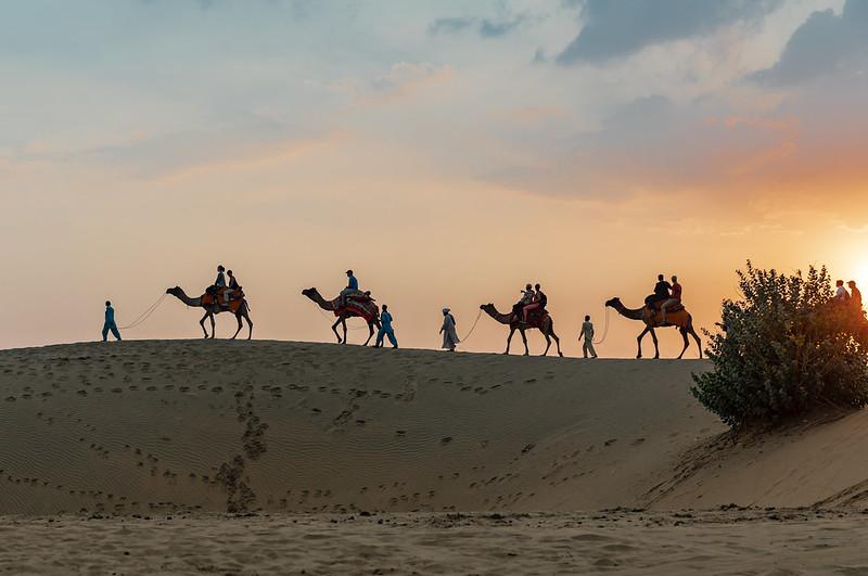 Thar Desert- Jaisalmer