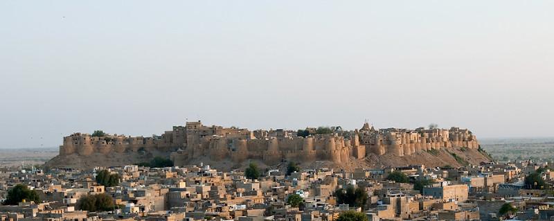 "Jaisalmer Fort - The ""Sonar Quila """