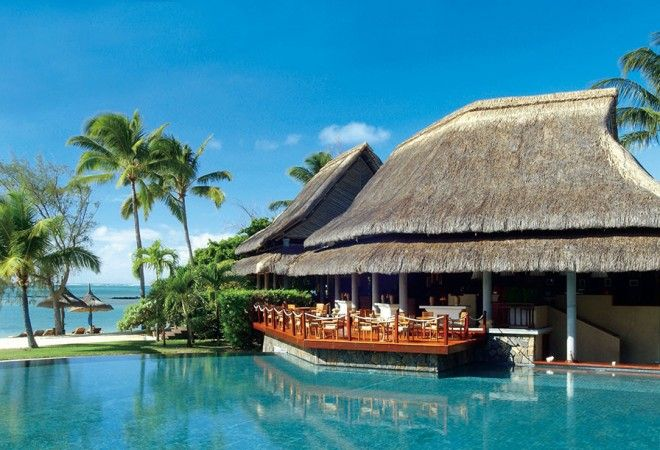 Water Villa in Mauritius rooms