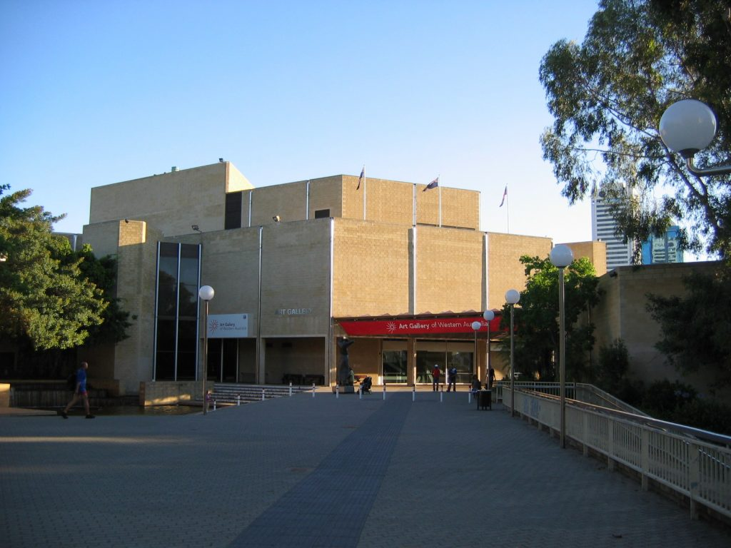 Art Gallery of Western Australia, Perth