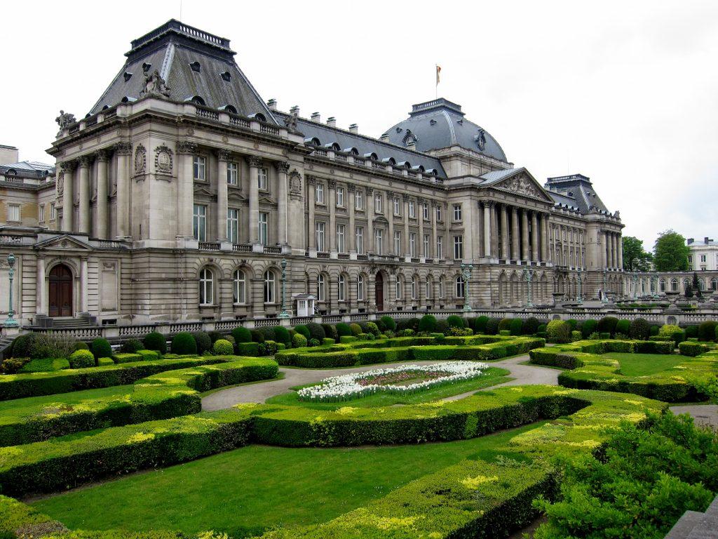 Palais Royal, Brussels