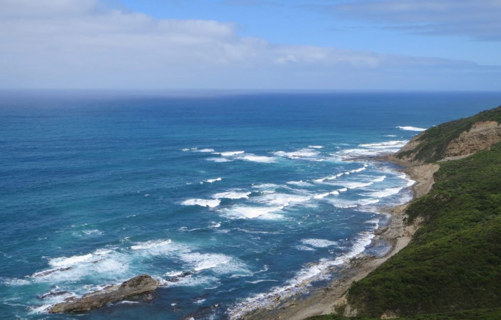Coastline of the Great Ocean Walk, The most Marvellous and one of the top rated hikes in Australia