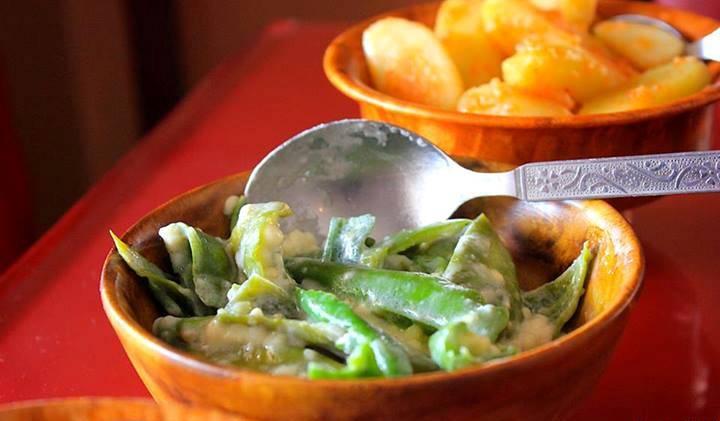 Ema Datshi, The Nation food of Bhutan