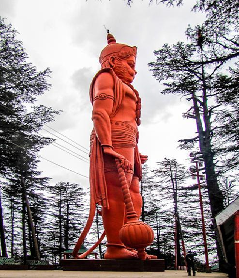 Jakhu Temple Trek
