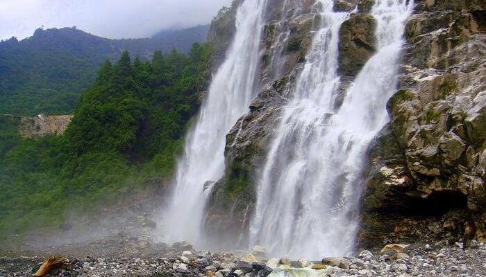 Kakochang Waterfalls, Assam.