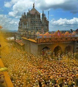 Khandoba Temple in Pune