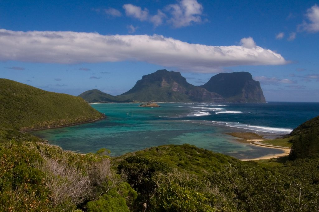 Mount Gower, Lord Howe Island, New South Wales