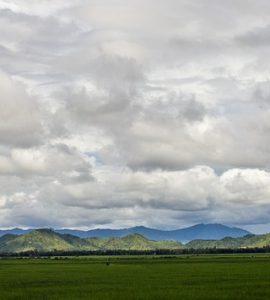 Manipur landscape