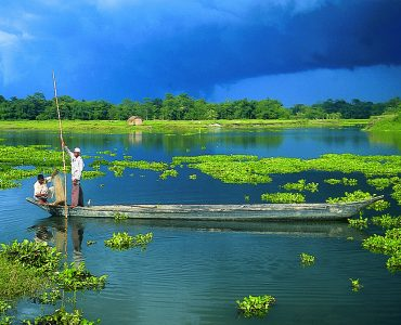 lovely natural view of Jorhat