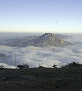 Nandi Hills in Karnataka