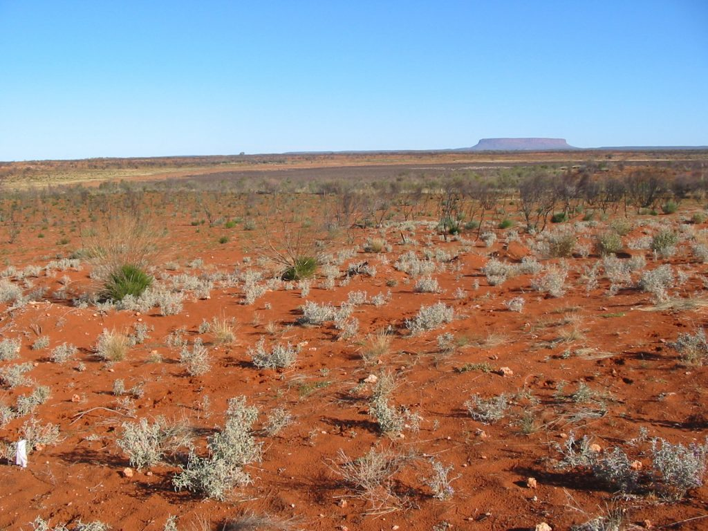 Red Centre