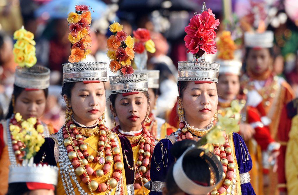 Shad Suk Mynsiem Festivals in Meghalaya
