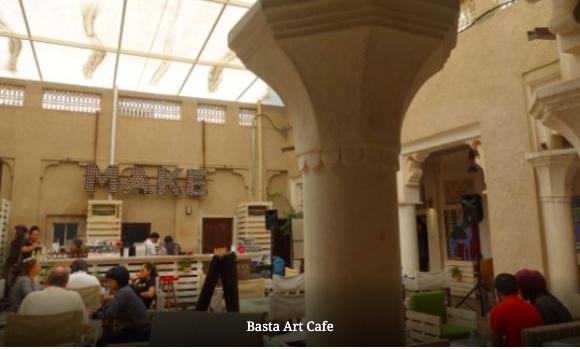 Basta Art Cafe