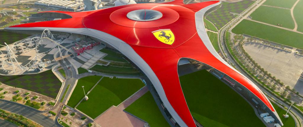 Ferrari World in Yas Island