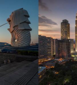 SINGAPORE VS MALAYSIA