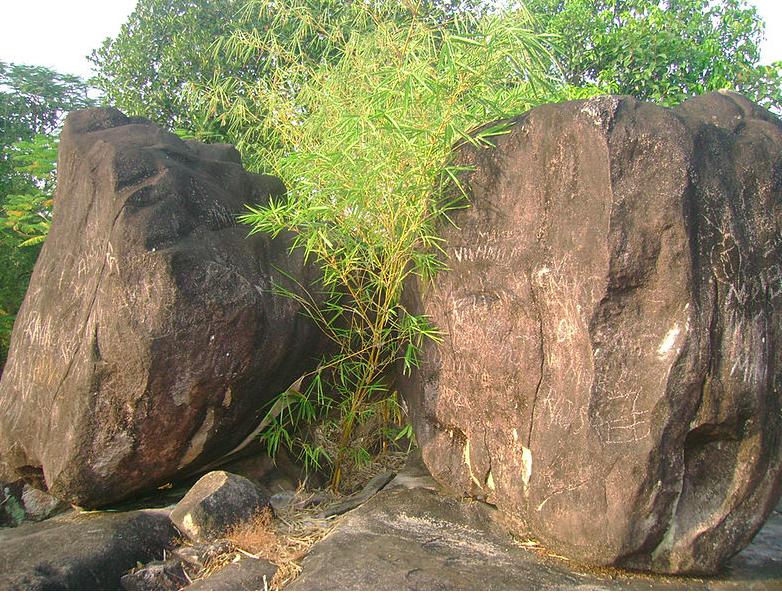 Pandavan Rock, Alleppey