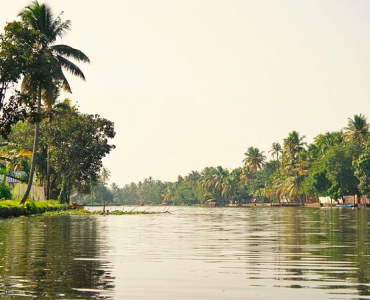 Alleppey Backwater