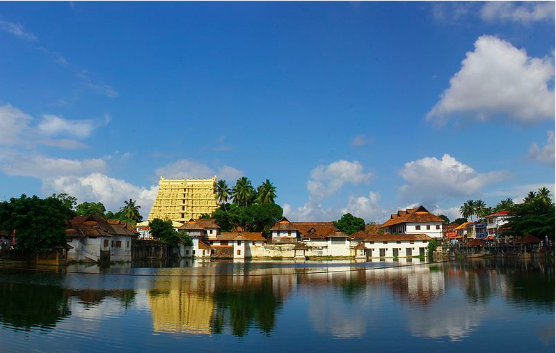 Shri Padmanabhaswamy Temple is one of the places to visit in kovalam