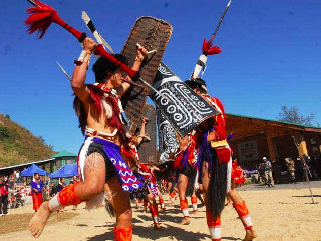 Hornbill Festival in Nagaland