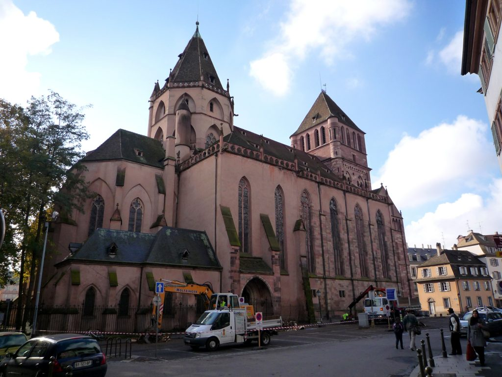 Église Saint-Thomas, Strasbourg, France