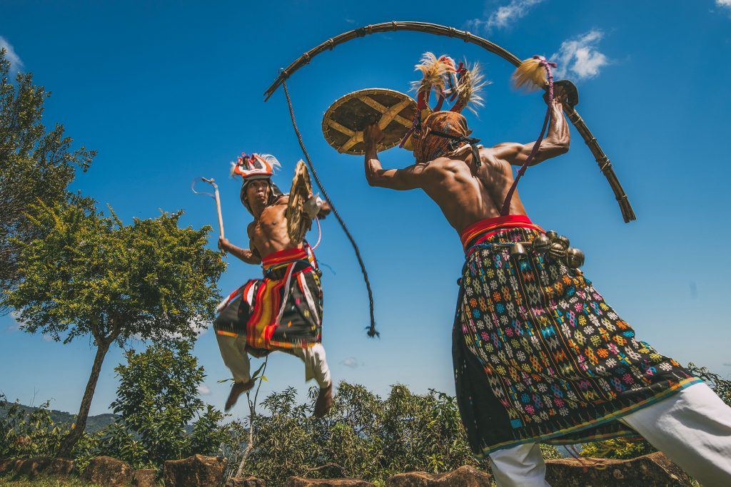 Caci Dance, Traditional dance of Flores