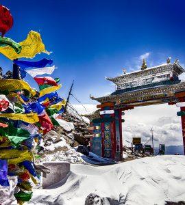 Tawang, one of the best places to visit in Arunachal Pradesh