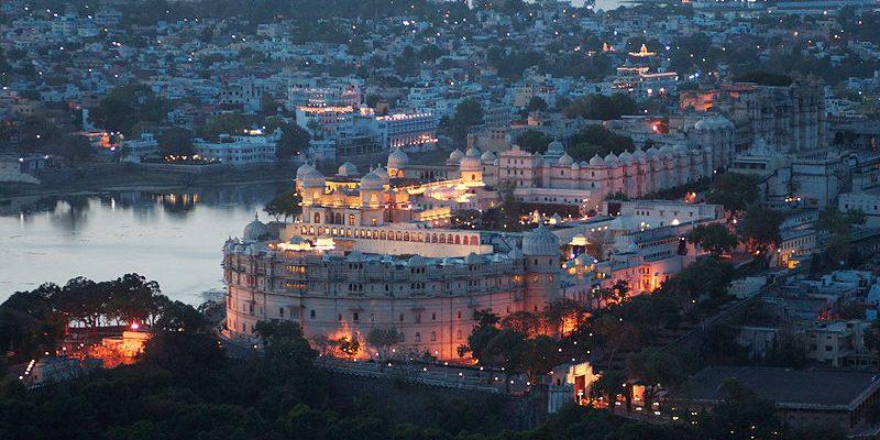 Udaipur in Rajasthan