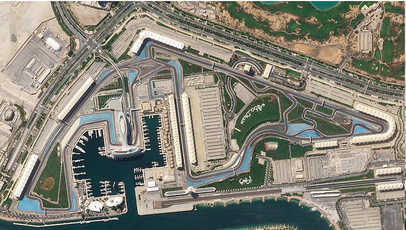 Yas Island Marina Circuit