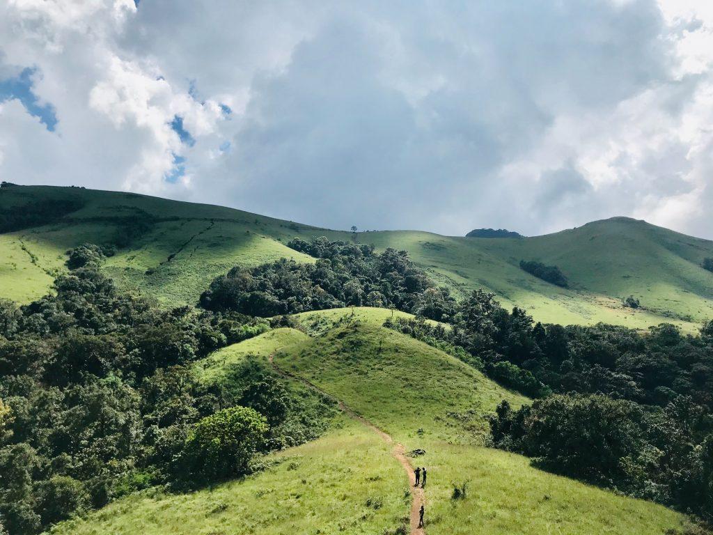 Hills at Yelagiri