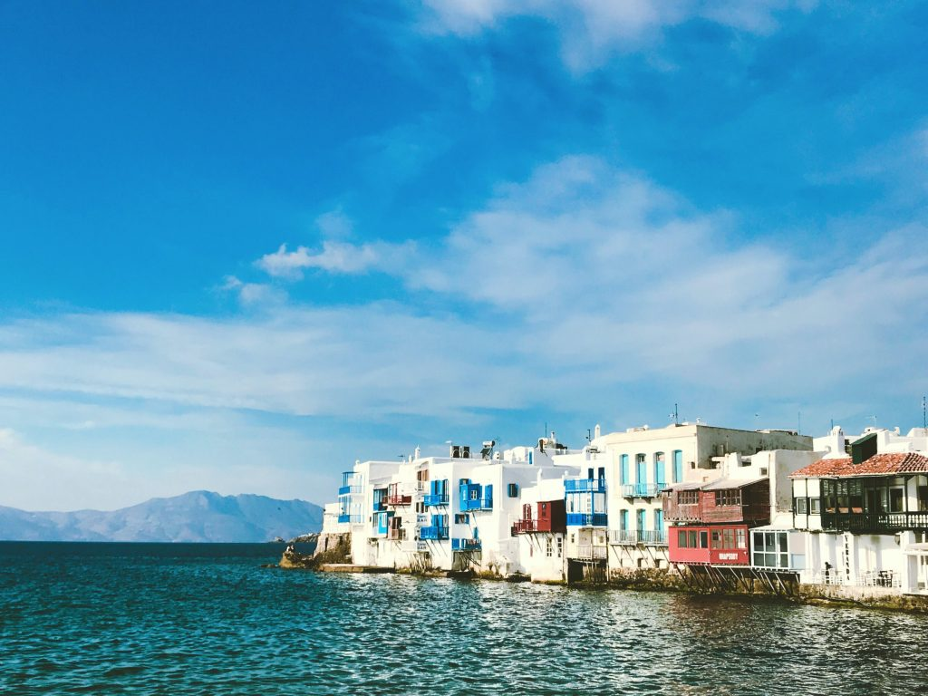Places to visit in Mykonos