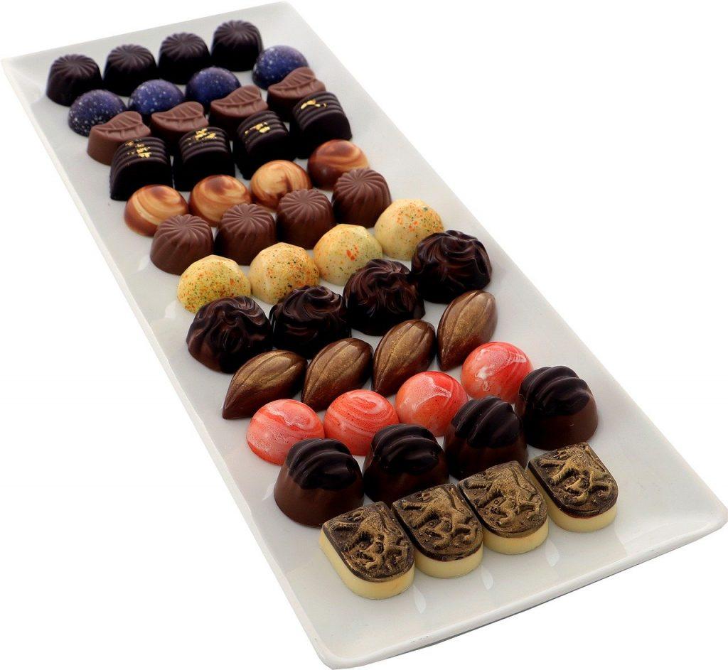 Belgium chocolates