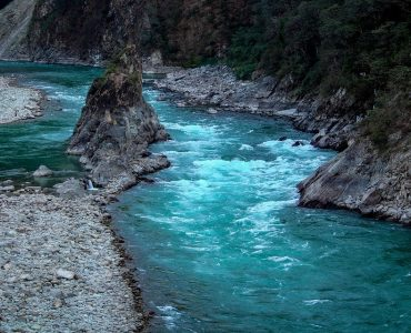 River in Arunachal Pradesh