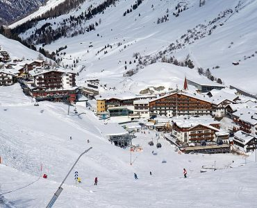 Stunning ski resorts of Australia