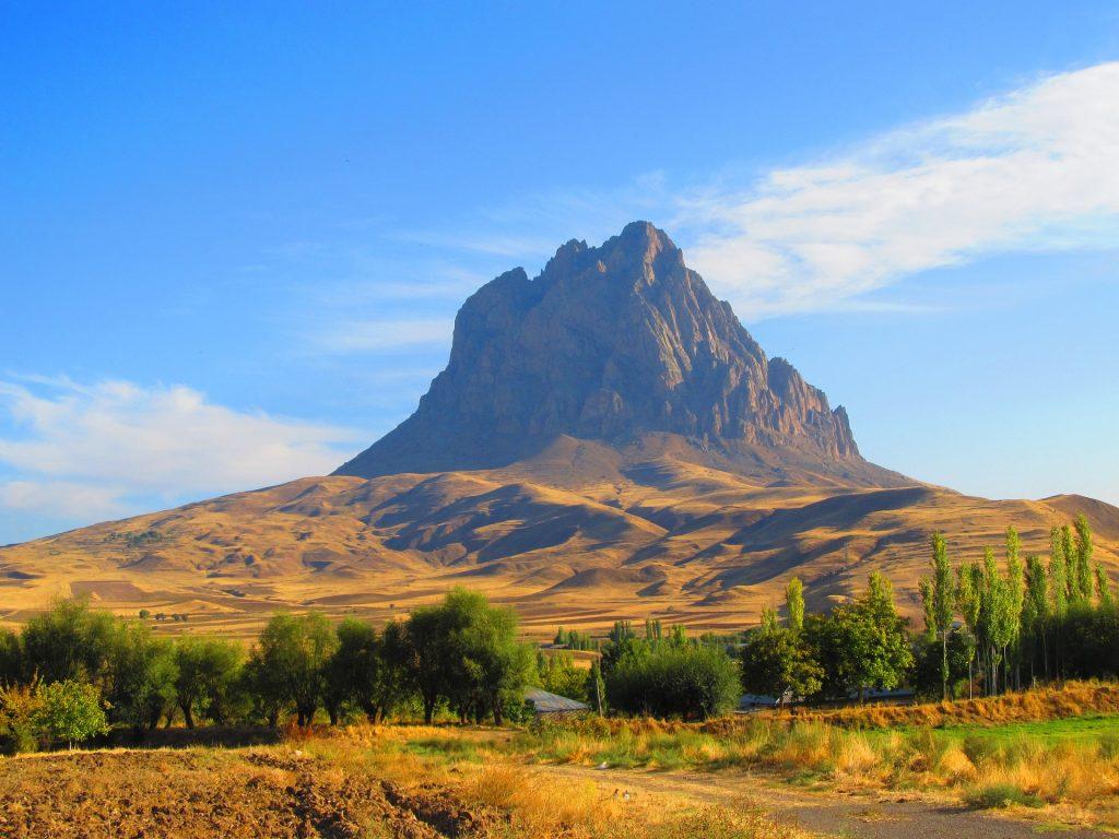 Azerbaijan The Naxciva
