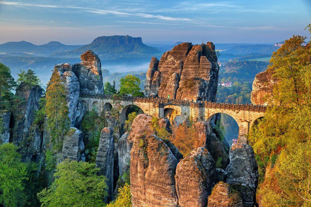 Bastei Bridge Must-Visit Places around Prague