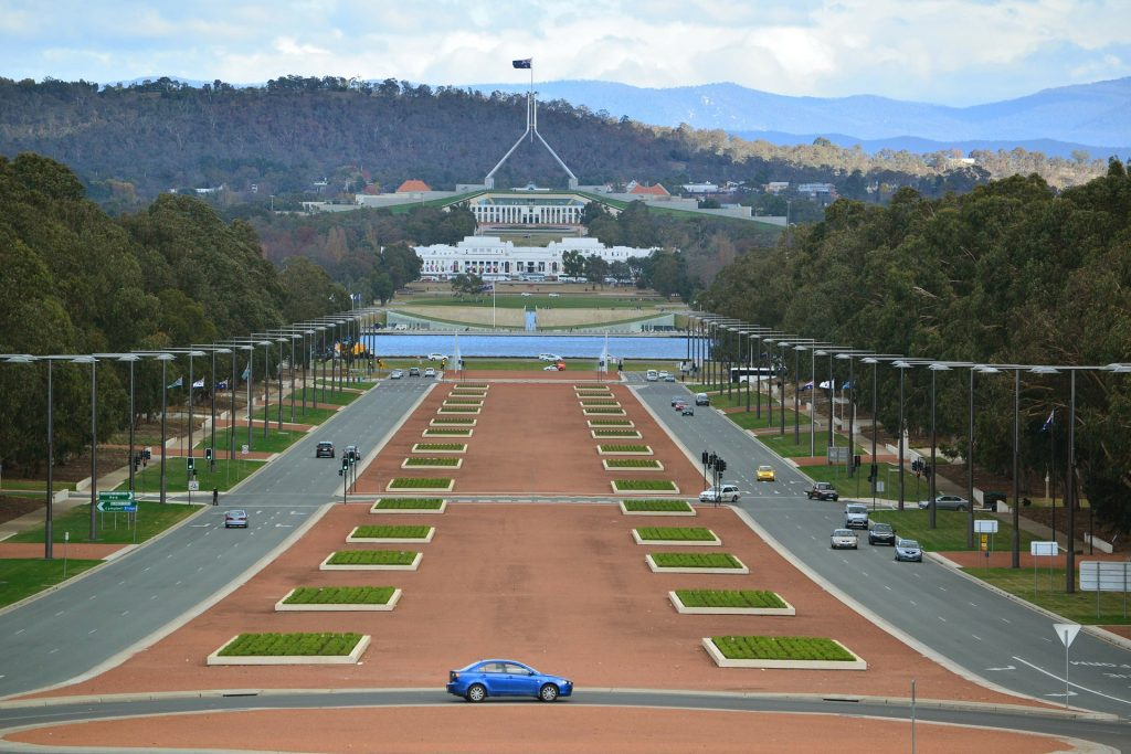 Canberra, a city filled with some of the best Tourist Attractions