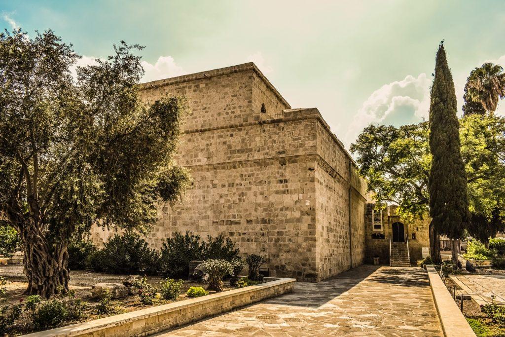 Castle in Limassol
