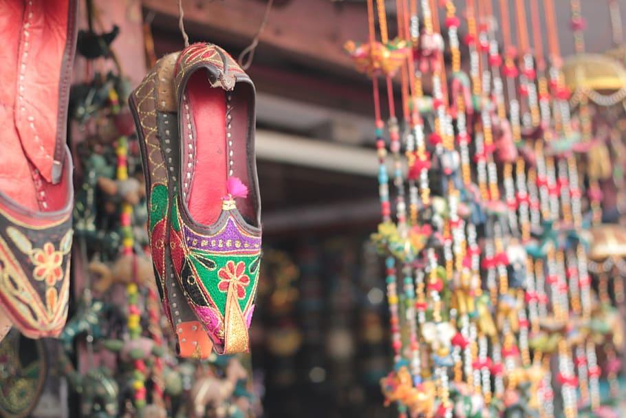 jooothis  shopping in Jaipur