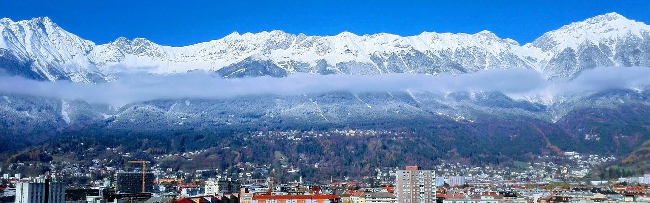 Panorama of Innsbruck