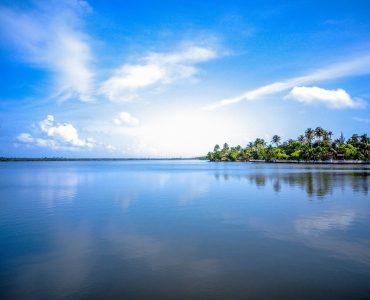 Cherai beach in Kochi