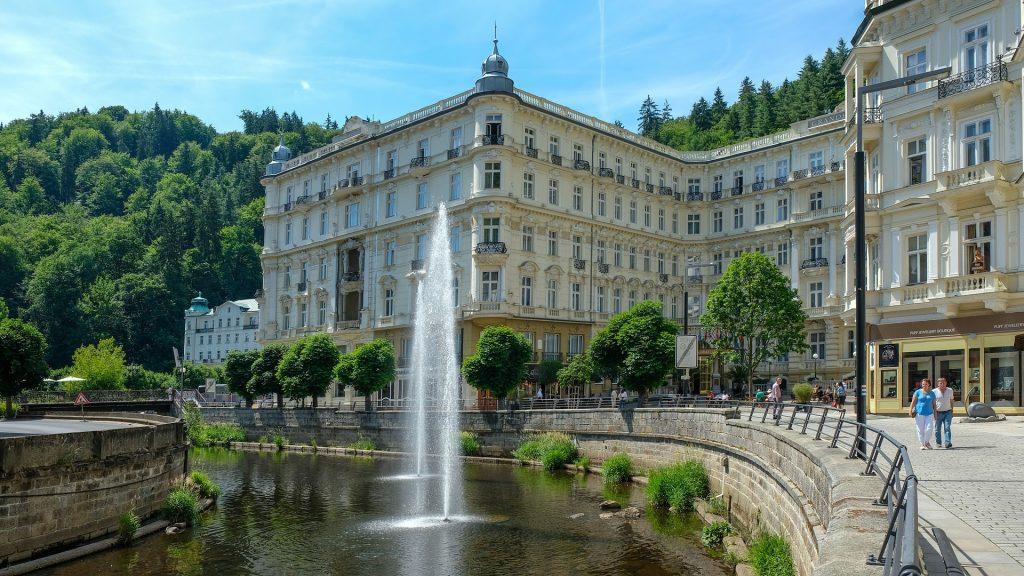 Karlovy Vary Must-Visit Places around Prague